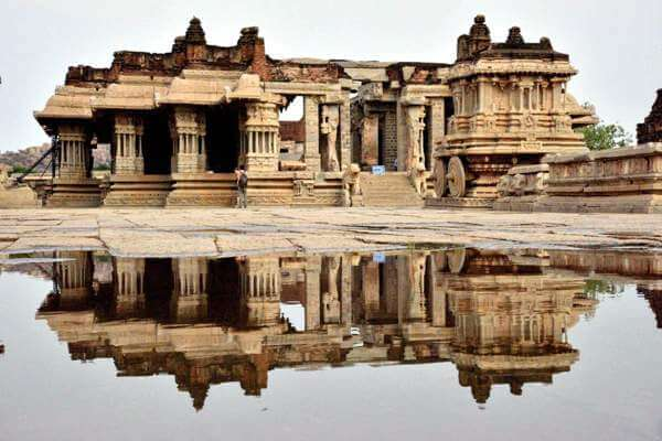 Ancient Hampi Sightseeing Karnataka