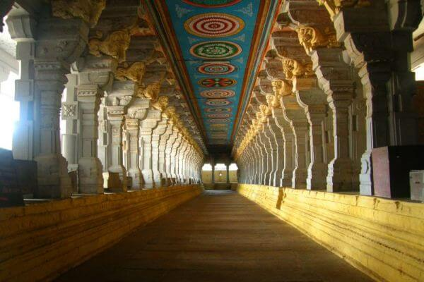 Madurai Rameshwaram Kanyakumari Tour Package From Bangalore