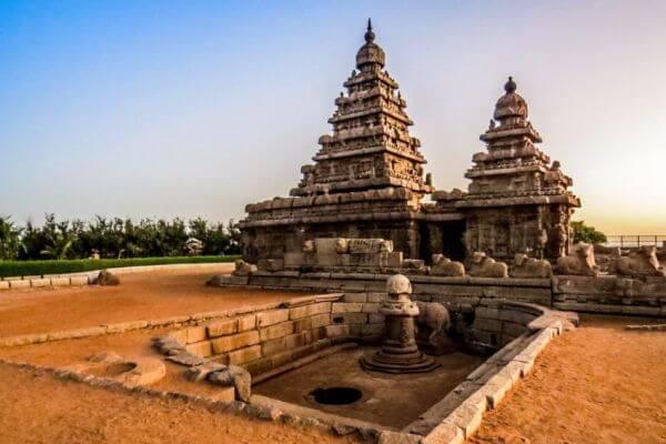 Mahabalipuram Tamilnadu Temple Sightseeing