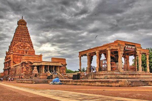 Thanjavur Sightseeing Attraction