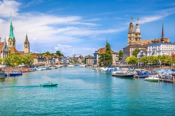 Zurich Swiss Beauty