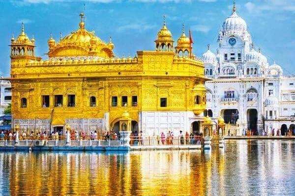 Golden Temple Amritsar Tour Attraction