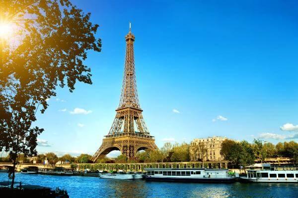 Eiffel Tower Paris Sightseeing