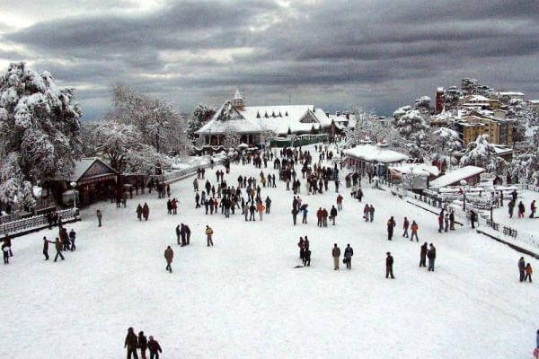 Shimla Himachal Holiday Attraction