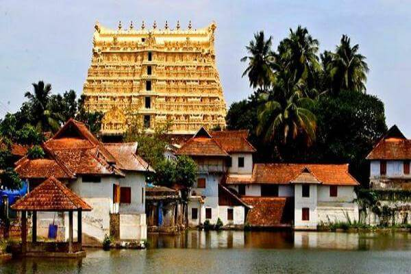 Trivandrum Kerala Temple - Tourist Attraction