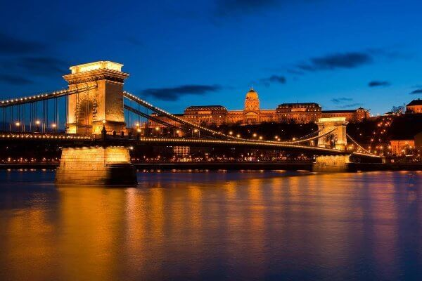 Liberty Bridge Budapest Hungary Tourist attractions