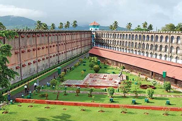 Cellular Jail Port Blair Andaman Packages, Andaman Nicobar Tourism