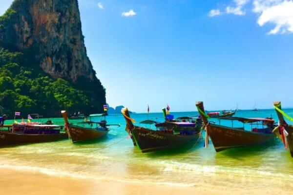 Krabi Thailand Tour Attraction