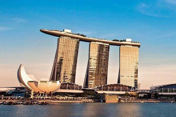 Marina Bay Singapore Tourist Attraction