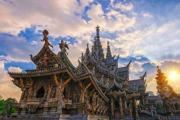 Pattaya Tour Attractions