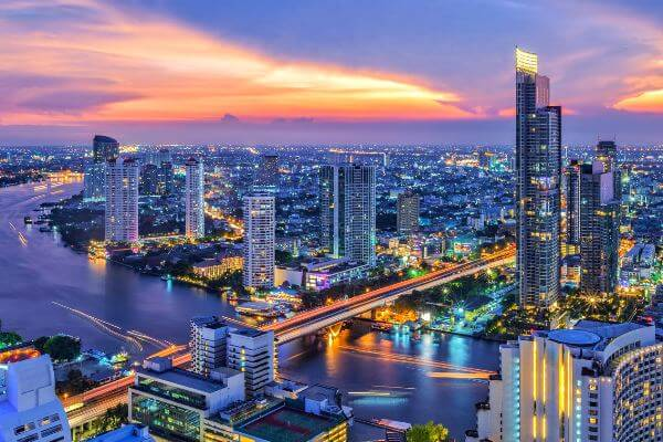 Bangkok City Tour Attractions
