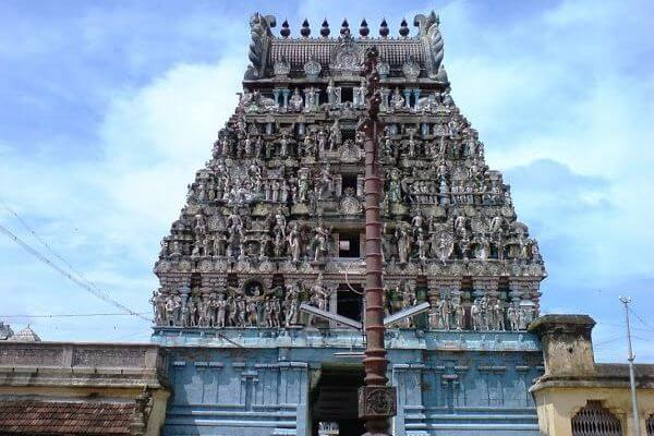 Thirukkadaiyur Temple Tamilnadu