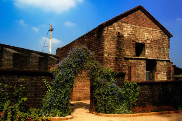 Kannur Fort, Kerala tour Packages, Kerala sightseeing place