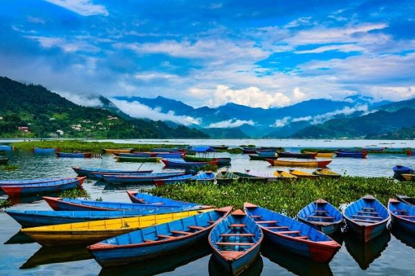 Pokhara lake, Nepal tour packages