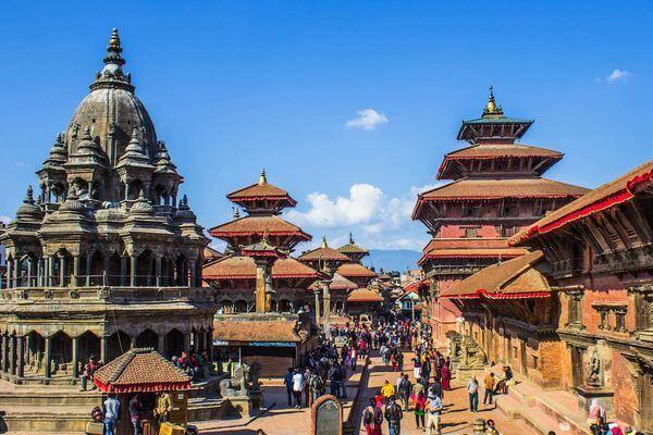 Kathmandu Nepal Tour, Pashupati temple Nepal