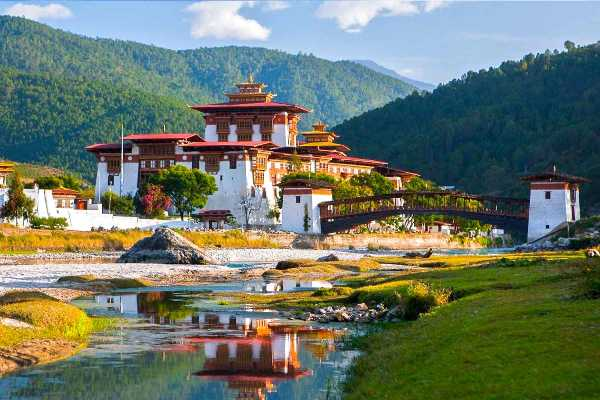 Punakha Bhutan Tourism Package